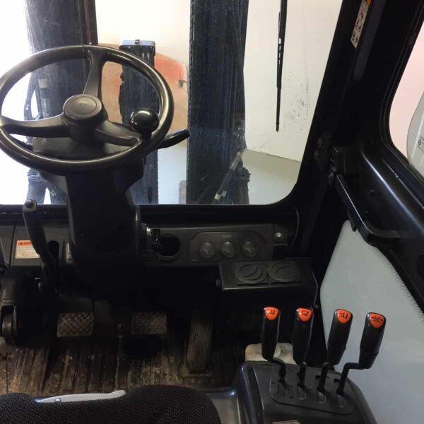 Begagnad dieseltruck 3 ton