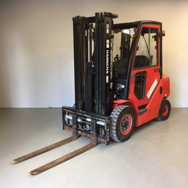 Begagnad dieseltruck 2,5 ton